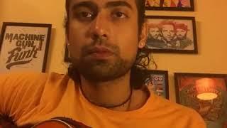 Woh Lamhe Full Song | Jubin Nautiyal Cover | Guitar Version