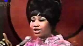 (You Make Me Feel Like A) Natural Woman - Aretha Franklin Live on the Mike Douglas Show
