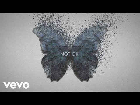 Kygo Chelsea Cutler Not Ok Lyric Video