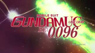 MobileSuitGundamUnicornRe:0096OP/ED-USToonamiVersions