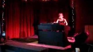 Veins Live at Sound Check - Charlotte Martin 2005