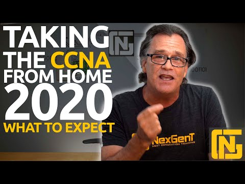 Taking the CCNA 200-301 FROM HOME in 2020 and what you can ...