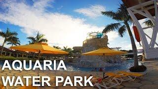 AQUARIA WATER PARK - POOL, SLIDE AND ISLAND HOP IN BATANGAS