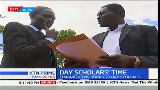 Lenana Secondary School opens doors to day students