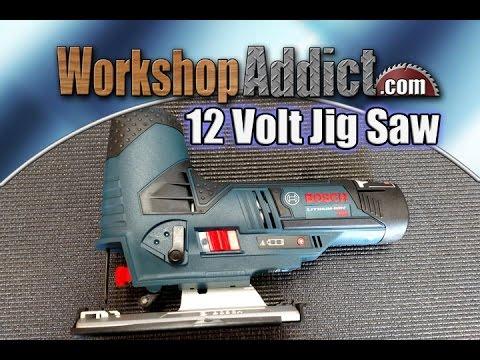 Bosch 12 Volt Jig Saw - JS120