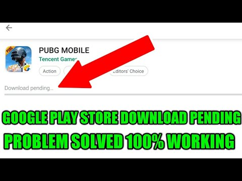 Download How To Fix Download Pending Problem In Google Play