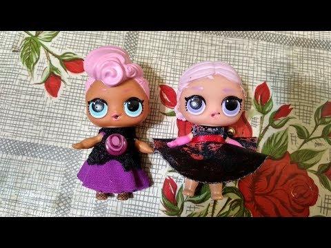 Самая популярная среди девочек кукла LOL ЛОЛ за 50 гривен (100 рублей)