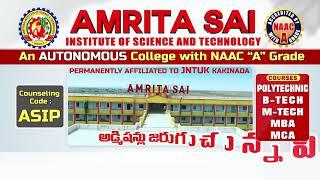 Plan a perfect career with Amrita Sai