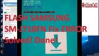 samsung j710fn secure check fail bootloader - TH-Clip