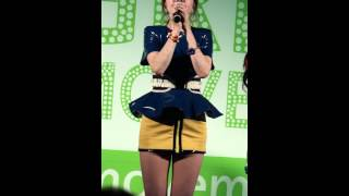 120420 Girl's Day Minah - Two of Us @ Green Street Project (Gangnam Stage) by ExE