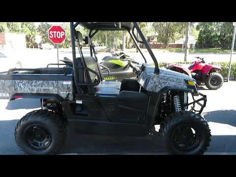 2017 Hisun Sector 550 in Sanford, Florida - Video 1