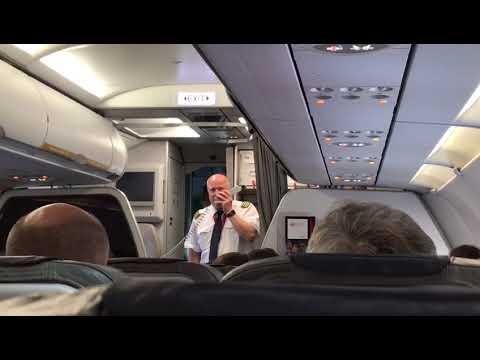 Air Berlin: Pilot gibt vor Start emotionales Statement ab