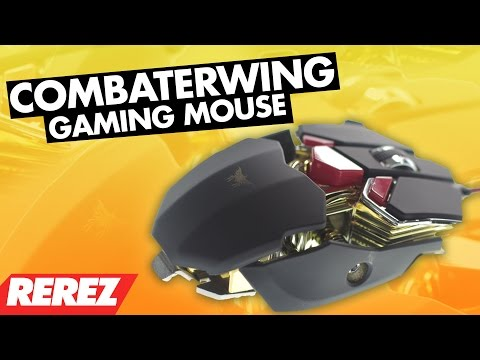 Cheap Pro-Gaming Mouse? – Combaterwing Review – Rerez