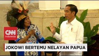 Nelayan Tangkap Buaya, Presiden Jokowi Kaget