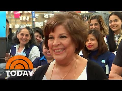 Ambush Makeover Heads To Walmart In New Jersey | TODAY