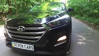 Hyundai Tucson New - аренда авто в Киеве. SevenCars