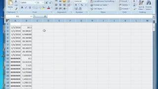 Biometrics Tutorial 05 - How to Use a Pivot Table