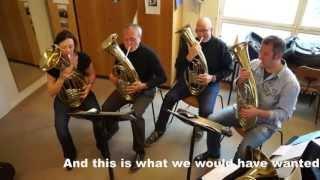 Berlin Philharmonic Horns: BRUCKNER