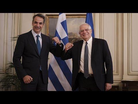 «Η Τουρκία να σταματήσει προκλητικές ενέργειες που παραβιάζουν κυριαρχικά δικαιώματα Ελλάδας-Κύπρ…