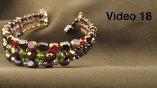 Video 18 Memory Wire Cuff With Gail DeLuca