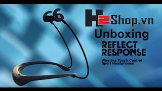 H2shop uboxing Headphone JBL Reflect Response