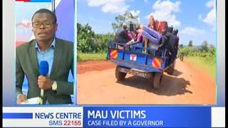 Lawyers fight for the rights of Mau evictees