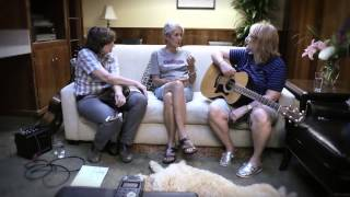 Indigo Girls: Backstage at the Greek with Joan Baez - Don't Think Twice