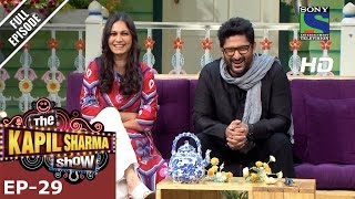 The Kapil Sharma Show  दी कपिल शर्मा शो–Episode29 Arshad Warsi In Kapils Mohalla– 30th July 2016