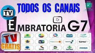 GRATUIT G7 TÉLÉCHARGER EMBRATORIA 1.4