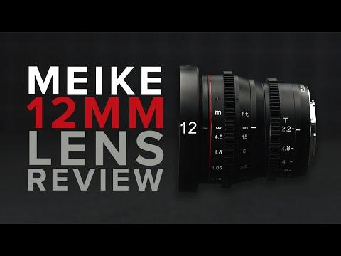 The Meike MFT 12mm T2.2 - Lens Review