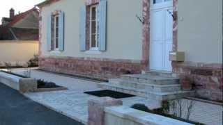 preview picture of video 'Maçon à Saint Amand Montrond - www.macon18.com'