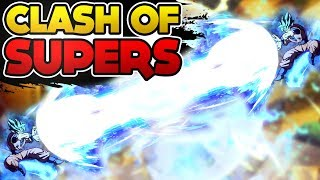What Happens If Supers Clash? (ALL SUPERS)