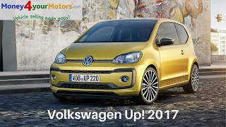 Volkswagen Up! 2017 Review
