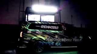 RENNtech DJ Van Roof Opening -Vote #DJVan