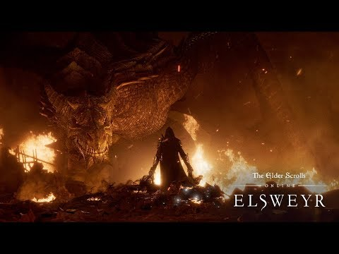Trailer cinématique officiel E3 de The Elder Scrolls Online: Elsweyr