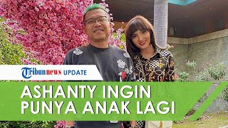 Ashanty Lihat Lucunya Kiano Tiger Wong, Istri Anang Hermansyah: Pengin Lagi Gue Jadinya