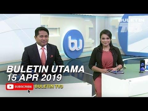 Buletin Utama (2019)   Isnin, 15 April
