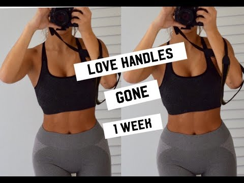Get RID of LOVE HANDLES WORKOUT (BURN BELLY FAT FAST)