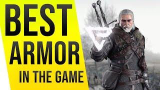 Witcher 3 - BEST ARMOR In the Game  - Ursine Bear School Gear Location!