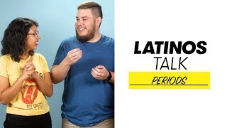 Latinos Talk PERIODS   mitú