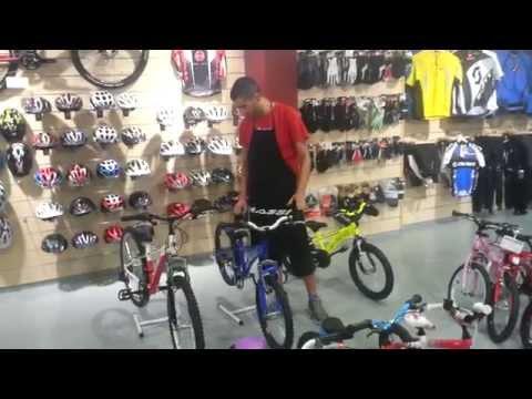 Guía de tallas bicicletas infantiles