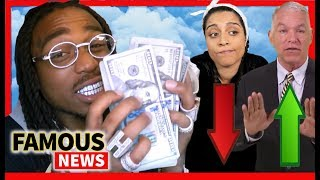 Migos Carpool Karaoke, YouTuber Burnout & Voice Over Pete | Famous News