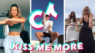 Doja Cat - Kiss Me More ft. SZA TikTok Dance Compilation