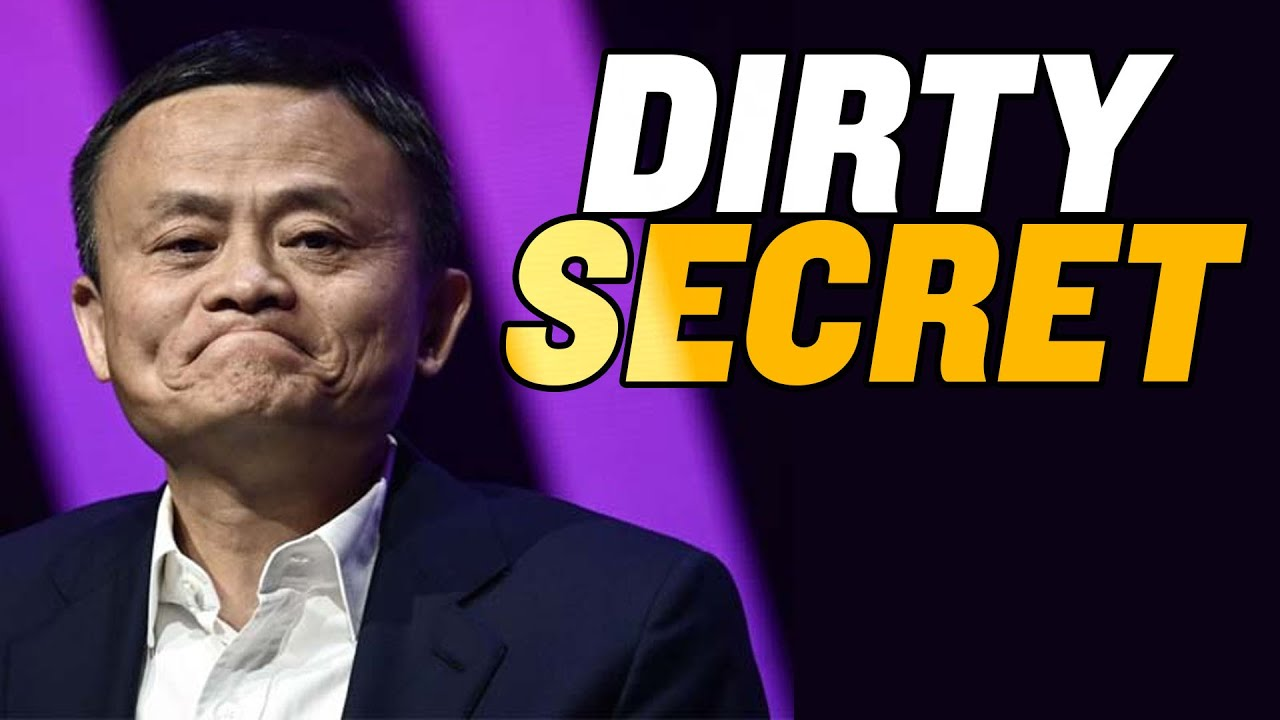 Jack Ma's Dirty Secret | Power Struggle Rips Ant Financial thumbnail
