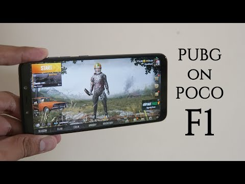 POCO F1 PUBG Mobile Gaming Review, GPU Performance Test – How does it play?