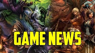 Game News - Diablo 3 Expansion & Warcraft 4 at Blizzcon