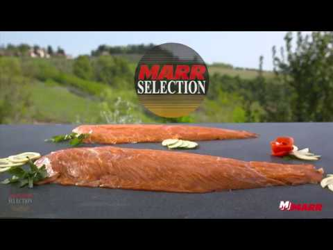 Salmone Norvegese Affumicato Preaff. 1,6-1,9 MARR SELECTION