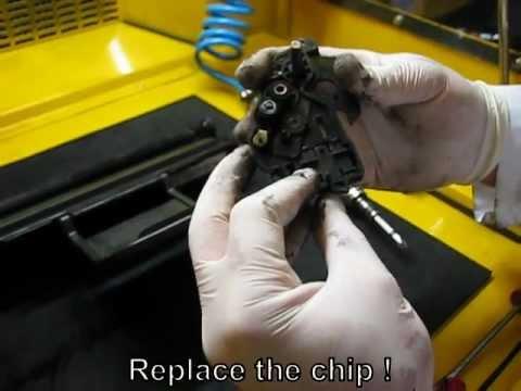 How to refill Samsung SCX-4521 toner cartridge