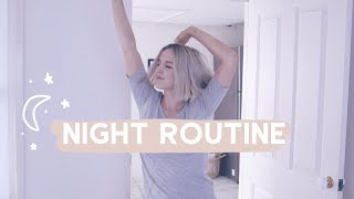 My Chilled Out Night Routine ✨