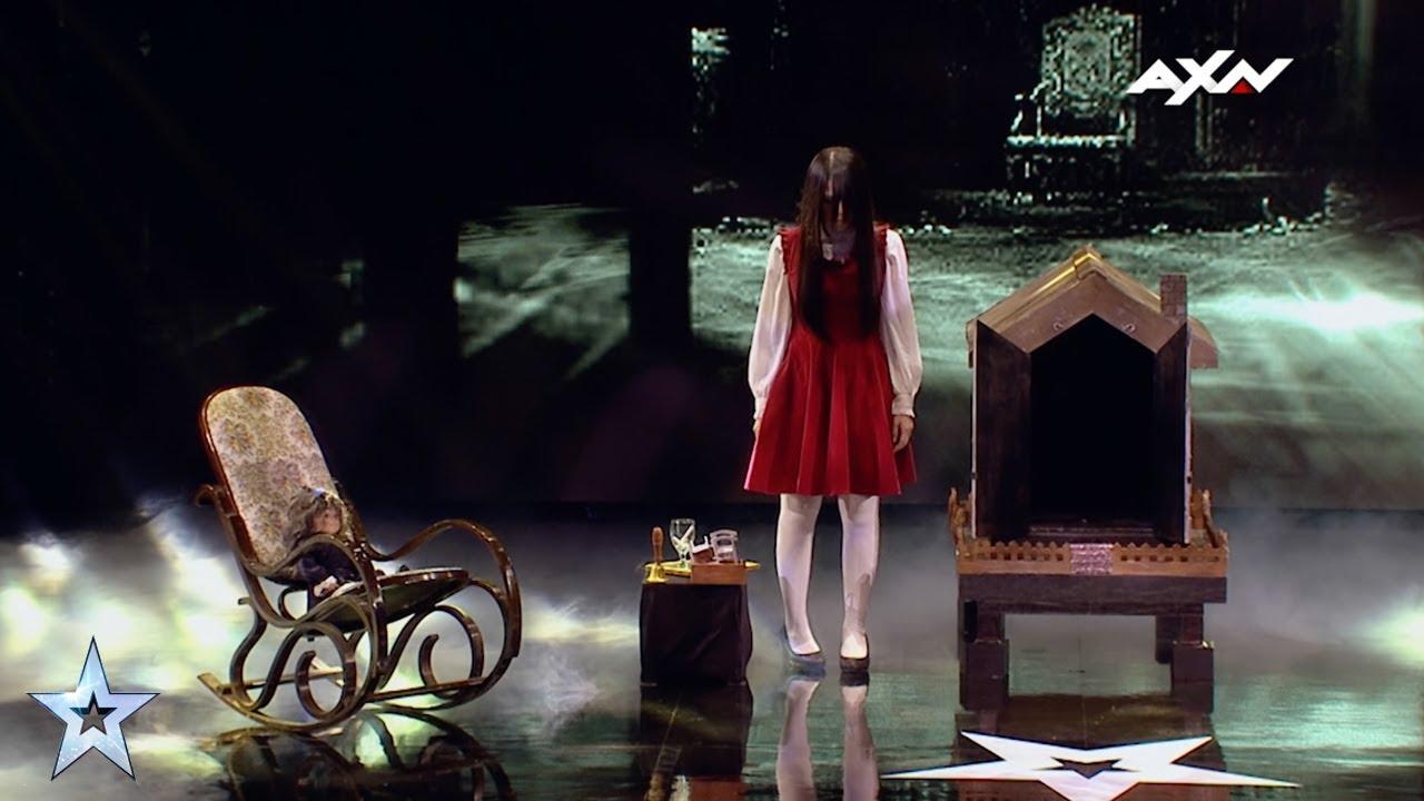 Riana Lagi-lagi Bikin Juri Asia's Got Talent Ketakutan, Anggun Sampai Kabur Ngumpet